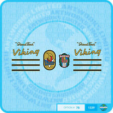 Viking - Grand Tour Bicycle Decals Transfers - Stickers - Set 7B