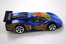 HotWheels 1998 TRACK LeMans Type RACING Car with FLAME Livery in MINT Condition