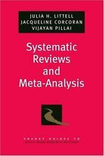 Systematic Reviews and Meta-Analysis (Pocket Guide to Social Work Research Meth