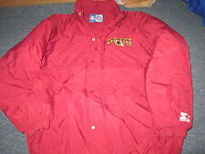 VINTAGE  STARTER NFL WASHINGTON REDSKINS WINTER JACKET SIZE XL