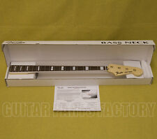099-2000-921 Fender 70's J Jazz Bass® Neck Rosewood w/ Pearl Block Inlays