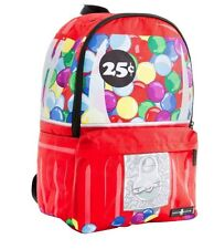 NEW W/ TAGS Sprayground Space Junk Gumball Machine Backpack Reinforced Base 18""