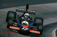 Jean-Pierre Jarier UOP Shadow DN5 German Grand Prix 1975 Photograph