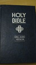 1984 KING JAMES VERSION KJV HOLY BIBLE OLD & NEW TEST  CONCORDANCE ALSO 1130 PGS