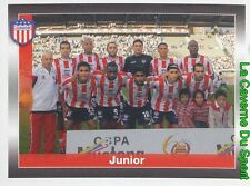 145 TEAM SQUADRA ATLETICO JUNIOR STICKER PANINI COLOMBIA PRIMERA A 2008