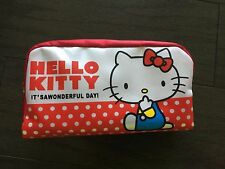 Hello Kitty Pen & Pencil Case Cosmetic, Glasses Case Pouch-01