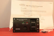 BILGE PUMP SWITCH and ALARM Panel - NEW Type