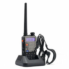 Baofeng UV-5R+ Plus Dual-Band VHF/UHF Handheld Ham Two-way Radio Transceiver