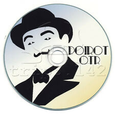 Hercule Poirot Old Time Radio + Audiobook Collection (OTR) (Agatha Christie)