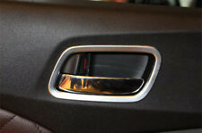 ABS Chrome inside door handle frame trim For Honda CRV CR-V 2012 2013 2014 2015