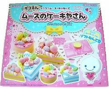 Japan Fuwa Mousse Clay DIY Miniature Dessert Sweet Cup Cake Donut Flexible Mold