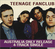 Teenage Fanclub Australia only Release 4-Track Single DIGIPAK