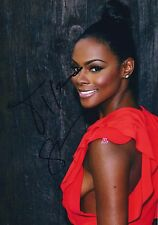 Tika Sumpter signed sexy 8x10 photo - Ride Along , The Haves And The Have Nots