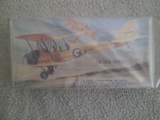 1/72 scale  Airfix - 72  D.H. Tiger Moth II