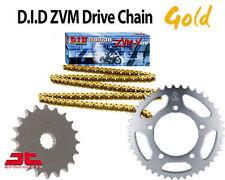 Suzuki GSX1100 F-L-T 90-96 DID HEAVY DUTY GOLD X-Ring Chain and Sprocket Kit