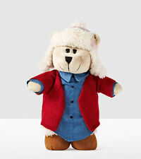 Starbucks Holiday 2016 Winter Bearista Bear Boy Limited Edition Xmas Gift
