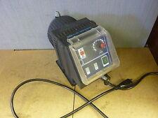 Etatron DS PB-MA CP-PVC Solenoid Driven Metering Pump 15 1/hr 5bar 110V  (10358)