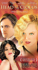 Head in the Clouds(VHS video,2005)Charlize Theron,Stuart Townsend,penelope cruz