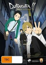 Durarara!! : Part 2 [2 DVD Set], Region 4, Free Express Postage...5960