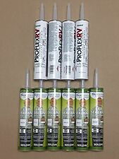 CP #22: 6 Tubes of Dicor 501LSW Self-Leveling & 4 Tubes ProFlex RV Bright White