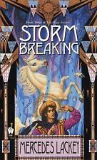 The Mage Storms: Storm Breaking Bk. 3 by Mercedes Lackey (1997, Hardcover)