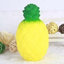 Hot Pineapple Squishy Phone Straps Bread Cell Phone Charm Key Straps BY
