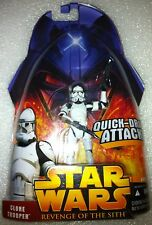 Star Wars Revenge of the Sith Ep III Clone Trooper #6 - NEW IN PACKAGE - HASBRO