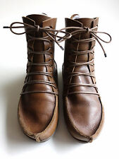 TRIPPEN Germany - Medieval Lace-up PENNA Boot TRIBE f waw brown EU37 US6.5 UK4.5