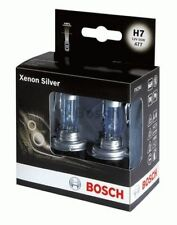 Bosch h7 xénon silver 12v 55w px26d e1