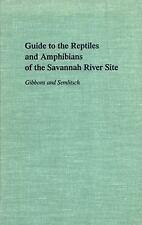 Guide to the Reptiles and Amphibians of the Savannah River Site-ExLibrary