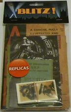 The Blitz - WW2 - WWII- Replica - Memorabilia - Paperwork, Images, ARP Booklet