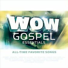 Wow Gospel Essentials All-Time Favorite Songs by Various Artists (CD,...
