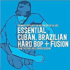 Hi-Hat, Vol. 2: Essential Cuban & Brazilian Hard Bop by Various Artists (CD, ...