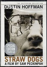 STRAW DOGS-CRITERION COLLECTION-Dustin Hoffman & wife move to peaceful village