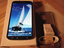 New Black or White Unlocked ATT Samsung Galaxy Mega SGH I527 16G 6.3 Extra