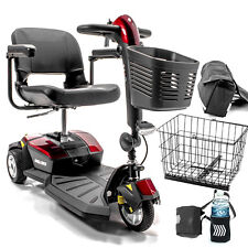Pride Mobility Go-Go LX with CTS Travel Scooter S50LX + FREE ACCESSORIES