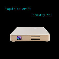 Android4.4 Mini Pocket Portable DLP Home Theater Projector HD 1080P HDMI USB M1