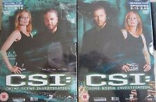 CSI LAS VEGAS COMPLETE SERIES 5 DVD Box Set C.S.I L.A Season + BONUS FEATURES LA