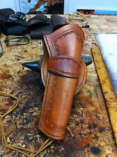 WESTERN HOLSTER FOR COLT 1851 NAVY REVOLVER HAND TOOLED