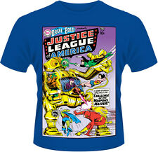 Justice League Of America DC Originals Cover T-Shirt Homme / Man Taille Size XL