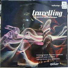 33T LP Music French Library / iIlustration sonore TRAVELLING ORCHESTRA Volume 4