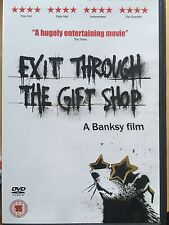 EXIT THROUGH THE GIFT SHOP ~ 2010 Banksy Documentary | UK DVD