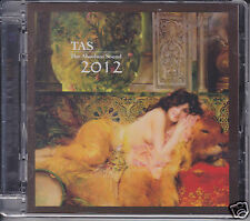 "TAS ""The Absolute Sound 2012"" Stockfisch Hybrid SACD Made in Germany CD New"