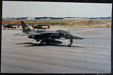 AVIATION, PHOTO, AVION JAGUAR, 11-RM, N°A 144, MERIGNAC, CORSE  INSIGNE 1/11