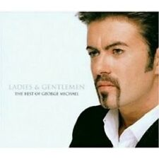 "GEORGE MICHAEL ""LADIES AND GENTLEMAN THE BEST OF"" 2 CD NEU"