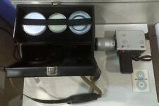 CINEPRESA NIZO S800 SUPER 8 Anni '70