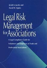 Legal Risk Management for Associations: A Legal Compliance Guide for V-ExLibrary