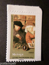 FRANCE 2008, timbre 4136, AUTOADHESIF 154, TABLEAU METSYS neuf**, PAINTING MNH