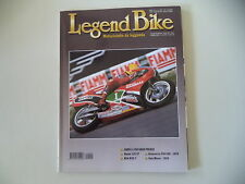 LEGEND BIKE 2/2001 GARELLI 250 GP/HUSQVARNA CR 250 360/GAIA MOSER/ALPINO 125/BSA