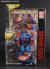 SMOKESCREEN Transformers Combiner Wars Deluxe Class Sky Reign 2015 New/Resealed